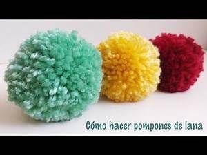 Pompones De Lana De Búsqueda In 2021