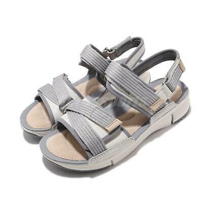 Frente hielo Voluntario  Advertisement)eBay- Clarks Tri Walk White Combination Grey Strap Women  Casual Sports Sandals Shoes   Sport sandals, Sport casual, Shoes sandals