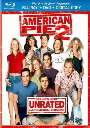 American Pie 2 2001 Brrip 300mb Unrated Hindi Dual Audio 480p