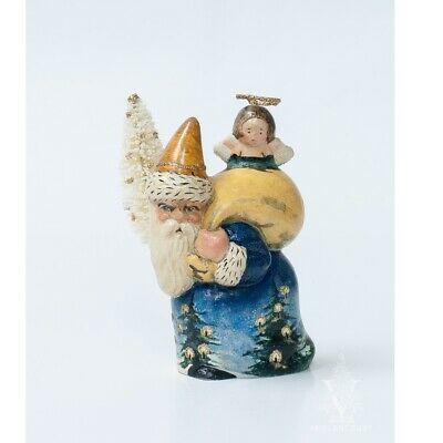 Vaillancourt Father Christmas Santa with Angel Chalkware Figurine Made in USA#christmas #xmas #christmastree #christmasdecor #handmade #love #merrychristmas #santa #winter #christmastime #gift #christmasgifts #holidays #holiday #gifts #christmasiscoming #navidad #christmasdecorations #santaclaus #snow #etsy #christmasgift #like #natale #noel #art #instagood #christmaslights #family #halloween #december #photography #homedecor #christmasspirit #natal #fashion #christmasparty #festive #follow #sma