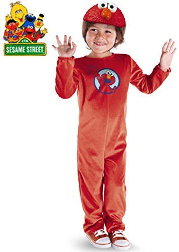 Elmo boys size 3T-4T costume