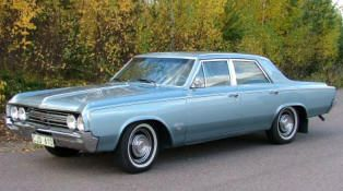 1964 Oldsmobile F85 Sedan Classic Oldsmobile Cars Hard To Find