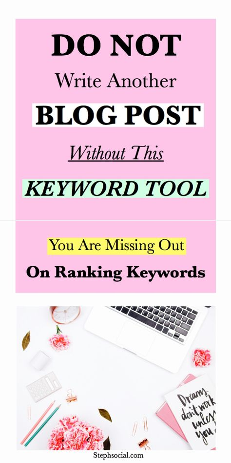 You Are Missing Out On Ranking Keywords! Blogging Tips For Beginners