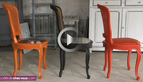 1000+ images about restauration chaise on pinterest | upholstery