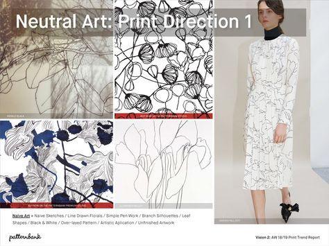 Vision 2: Autumn/Winter 2018/19 Print Trend Report | Patternbank