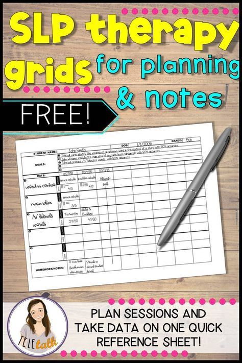 This Free Excel Spreadsheet Is An Organized And Quick System For Planning Speech Th Speech Therapy Organization School Speech Therapy Speech Therapy Activities