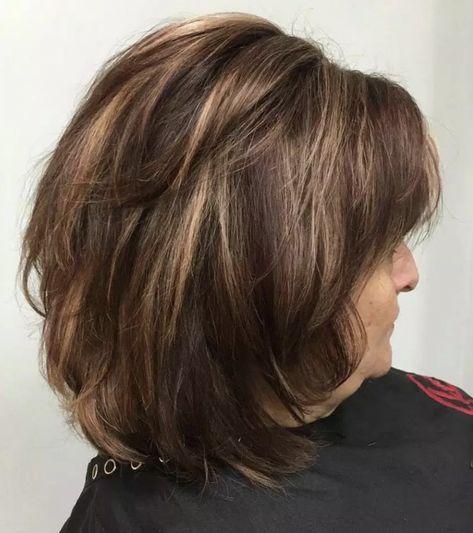 60 Super Ideas Hair Cuts For Women Over 60 Colour