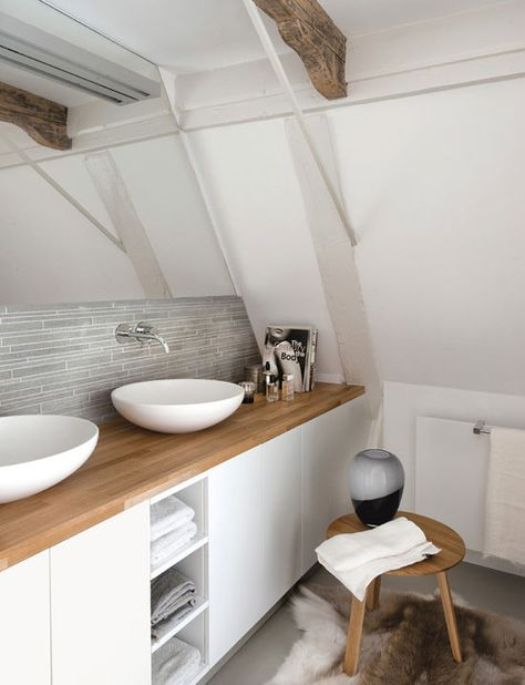 A Splendid And Refined Loft Badezimmer Kleines Bad Umbau