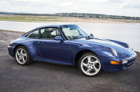 exotic porsche 993 | 1997 Porsche 993 Carrera S - Image 1 of 6