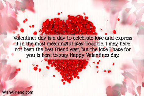 romantic valentines day wishes for husband | Valentines Day wishes ...