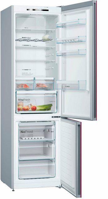 Kuhl Gefrierkombination Serie 4 Kvn39il3a 203 Cm Hoch 60 Cm Breit Freezer Bottom Freezer Refrigerator Pillow Room