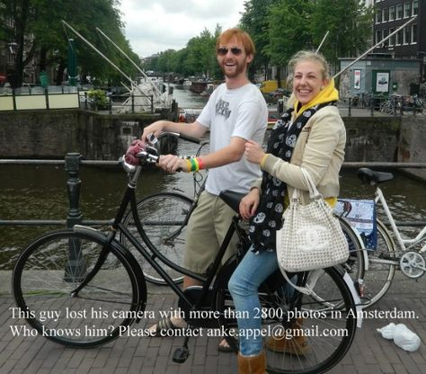 Do you know these people? // Internet Rallies to Reunite Lost Camera With Owner