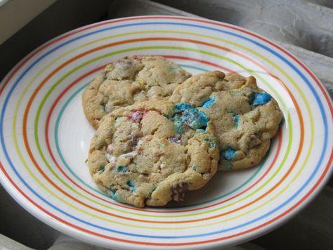 Malted milk Robin egg cookies (making for Easter)