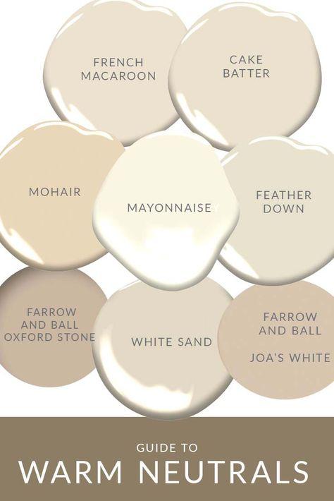 Neutral Wall Colors, Neutral Paint Colors, Paint Color Schemes, Interior Paint Colors, Neutral Colour Palette, Paint Colors For Home, House Colors, Interior Design, Bold Colors