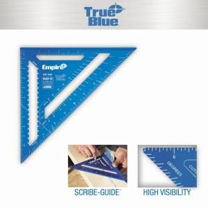 C H Hanson 8 In Pivot Square 03060 The Home Depot Rafter Square Rafter Square Tool