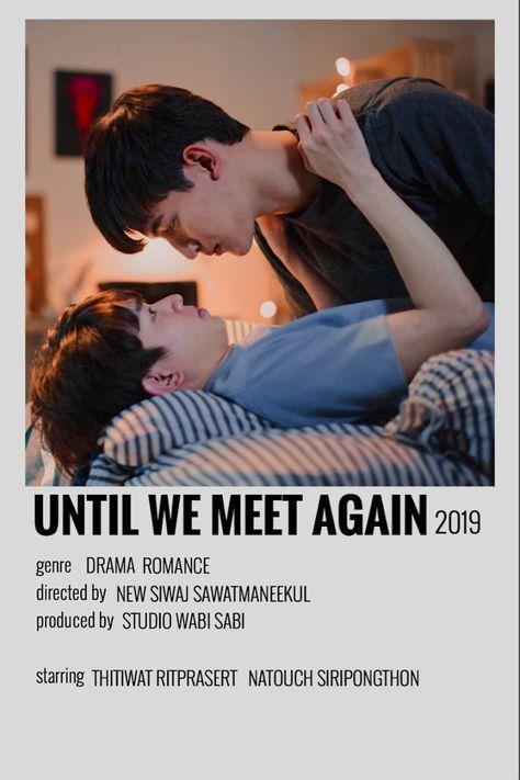 Until We Meet Again Polaroid