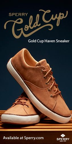 Gold Cup Haven Sneaker, Tan   Sneakers