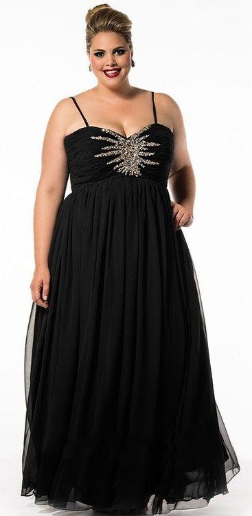 Plus Size Gown Plus Size Party Dress Vestido Para