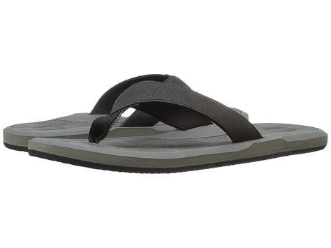 918ed54d5011 REEF REEF - MACHADO DAY PRINTS (GREY LINES) MEN S SANDALS.  reef  shoes