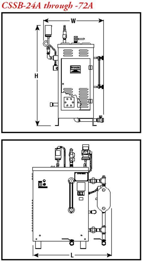 Stainless Steel Vertical Steam Boiler | Steam boiler, Boiler, Steam  generatorPinterest