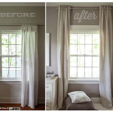 My Home Diary さんはinstagramを利用しています カーテンのお話 リビングとダイニングの窓だけ 天井を凹ませてもらいました 天井から床までの長いカーテンにしました Pic2のような はじめはバーチカルブラインドにするつもりでいましたが 来月 自宅で