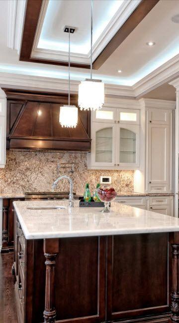 A Pristine Classic Kitchen Is Always A Good Idea Classic
