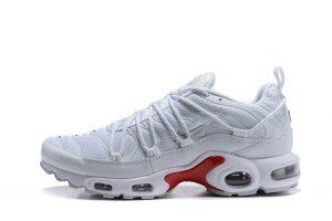 Excitement Nike Mercurial Air Max Plus Tn Leather Beige Pink White Sneakers Women's Running Shoes NIKE CIU011511