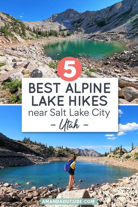 5 Awesome Alpine Lake Hikes Near Salt Lake City — Amanda Outside