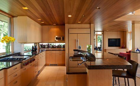 Lake House Kitchen Design Ideas Best Kitchen North Lindstrom Lake House By Charles R Stinson 7461 6
