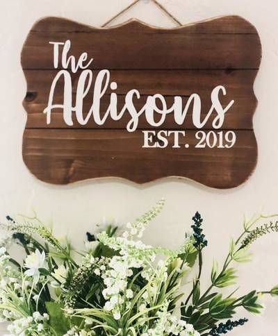 Wood Pallet Plaque By Artminds At Michaels Personalized Wood Signs Wood Signs Frame Crafts