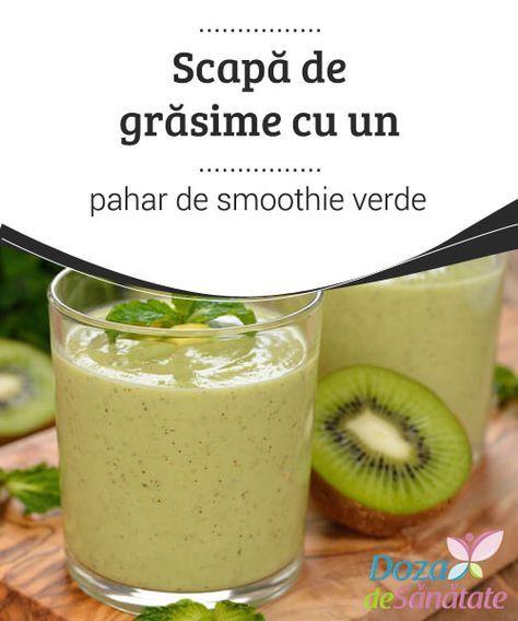 smoothie naturală pentru pierderea în greutate
