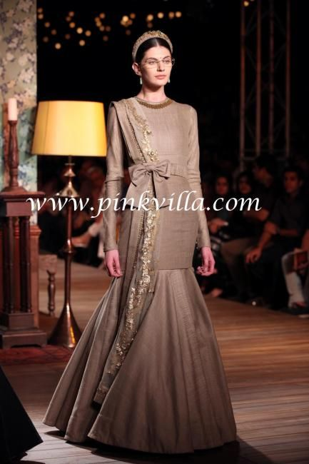 Sabyasachi collection at the Delhi Couture Week 12