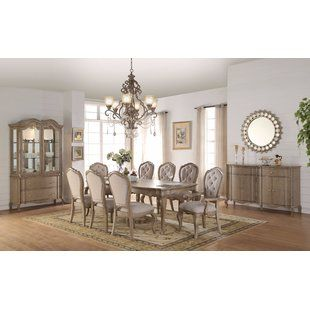 Astoria Grand Chirk Trestle Extendable Dining Table Wayfair Formal Dining Room Sets Taupe Dining Room Side Chairs Dining