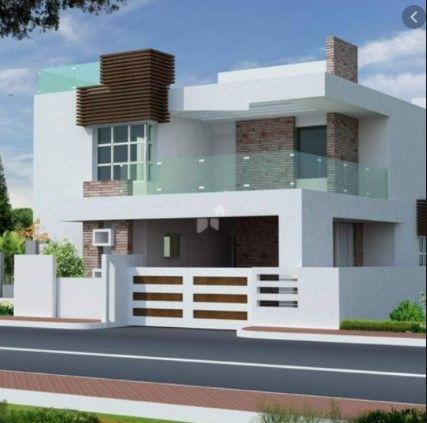 Latest House Front Design Denah Rumah Desain Rumah Modern Rumah Modern