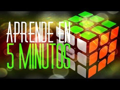 8 Ideas De Resolver Cubo De Rubik