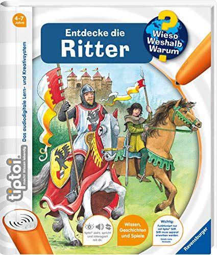 Ravensburger Tiptoi Band 11 Entdecke Die Ritter Tiptoi Wieso Weshalb Warum Band 11 Entdecke Band Ravensburger Tipto Tiptoi Tiptoi Bucher Bucher