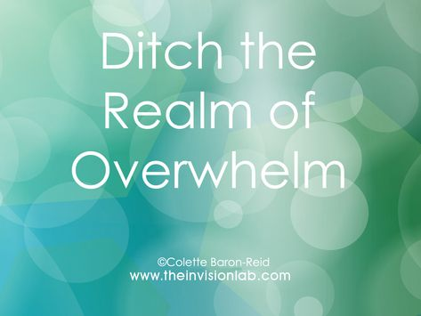 Ditching the Overwhelm by dumping in your Dumping Grounds Journal feels GOOD, right?  And even more so when you follow that up with a change of perspective by writing one...