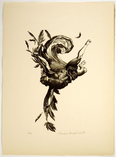 Image of : Fall of Icarus