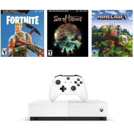 Microsoft Xbox One S 1tb All Digital Edition Bundle Now 179 99 Xbox One S 1tb Xbox One S Xbox One