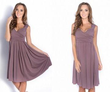 Ss822 Szyfonowa Sukienka W Kwiaty 42 Xl 4466956780 Oficjalne Archiwum Allegro Dresses Fashion Summer Dresses