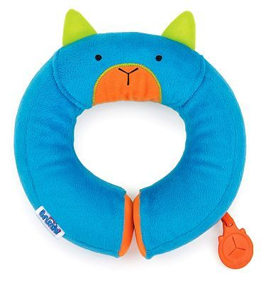 Trunki #Yondi Neck #Pillow Blue