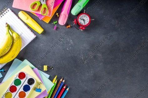 Back to school concept (818559)   Conceptual   Design Bundles