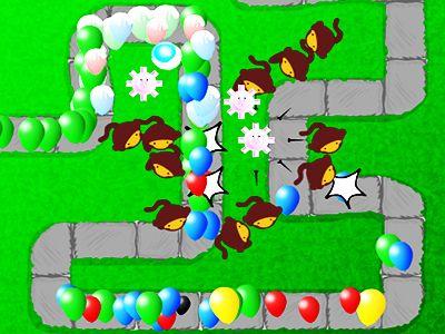 Balon Meydani Oyun Oyunlar Balon