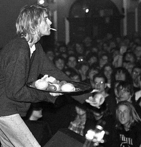 Kurt Cobain -1992