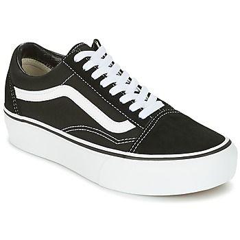 scarpe basse vans donna