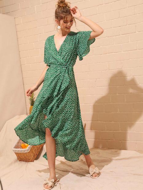 Boho Chic Dresses for Spring Under 30$ (On SHEIN!) | Jolly Slice