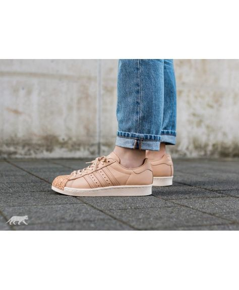 adidas Originals Superstar 80s Cork W, ST Pale Nude ST Pale
