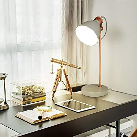 Affiliatelink Tomons Moderne Tischlampe Mit Metallfassung Leselampe Amazon De Elektronik Skandinavisch Wohnzimmer Modern Moderne Tischlampen Tischlampen