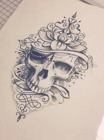 New Tattoo Mandala Arm Design Thighs 68 Ideas Skull Tattoos Tattoos Sleeve Tattoos
