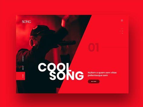 Bright and Bold Website Design